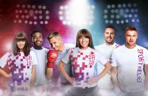 Picture Shows: Claudia Winkleman, Ore Oduba, Gary Lineker, Davina McCall, Paddy McGuinness, Freddie Flintoff. Credit: BBC Pictures