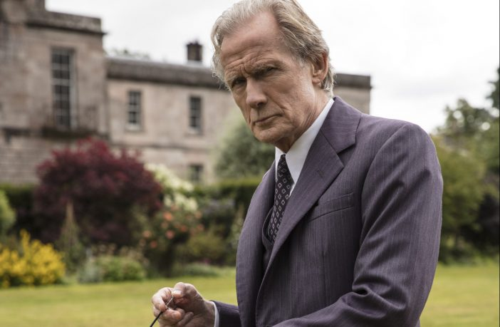 Bill Nighy as Leo Argyll. Credit: Mammoth Screen/ACL - Photographer: James Fisher