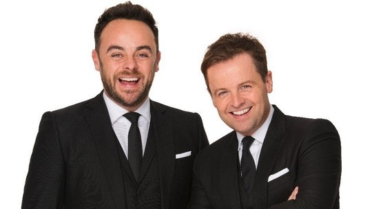 Ant & Dec Saturday Night Takeaway