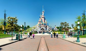 Disneyland Paris - Sleeping Beauty's Castle. Credit: Disneyland Paris