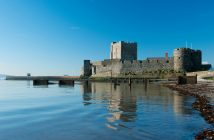 Carrickfergus Castle. Credit: Tourism NI