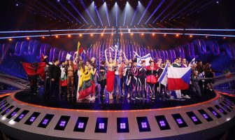 10 Finalists Are All Aboard For The Eurovision Song Contest Grand Final