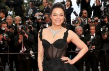 "Michelle Rodriguez attends the screening of ""Blackkklansman"" during the 71st annual Cannes Film Festival at Palais des Festivals on May 14, 2018 in Cannes, France. Credit: Gisela Schober/Getty Images"