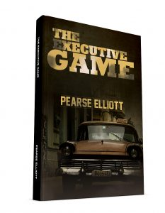 The Executive Game out now, published by Excalibur Press