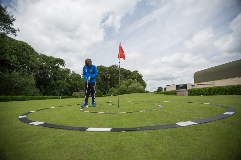 : Tobermore Golf Centre is one of the facilities that the Council would like to hear the public's views on in a new survey launched today.