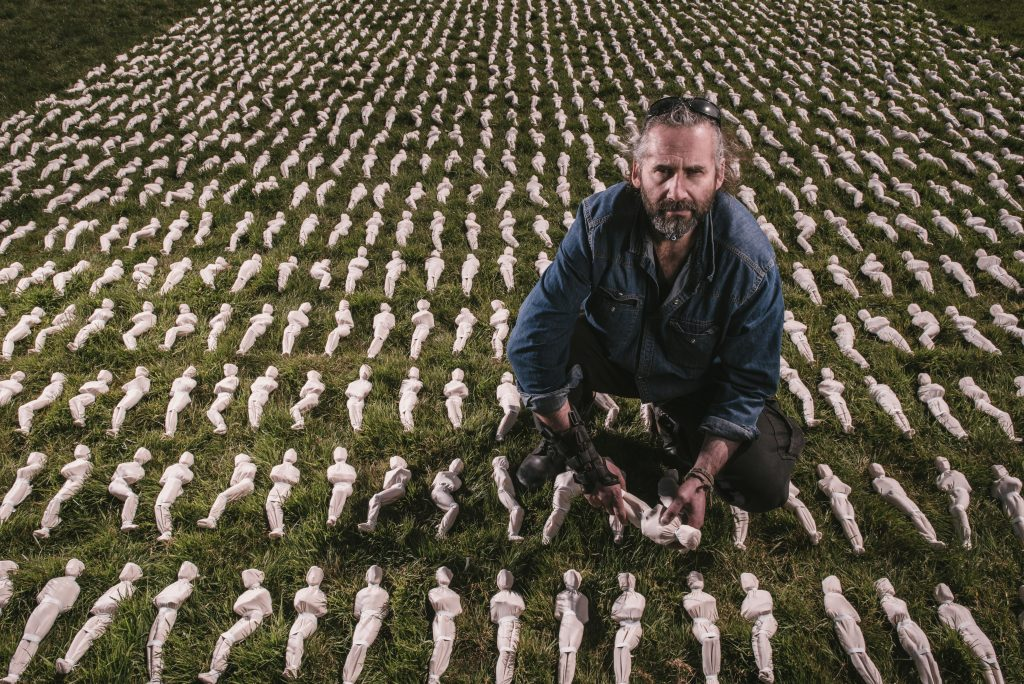 Evocative 'Shrouds Of The Somme' exhibition coming to Belfast