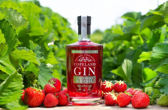 Only 2,000 bottles of the flavoured gin will be available from June 8.