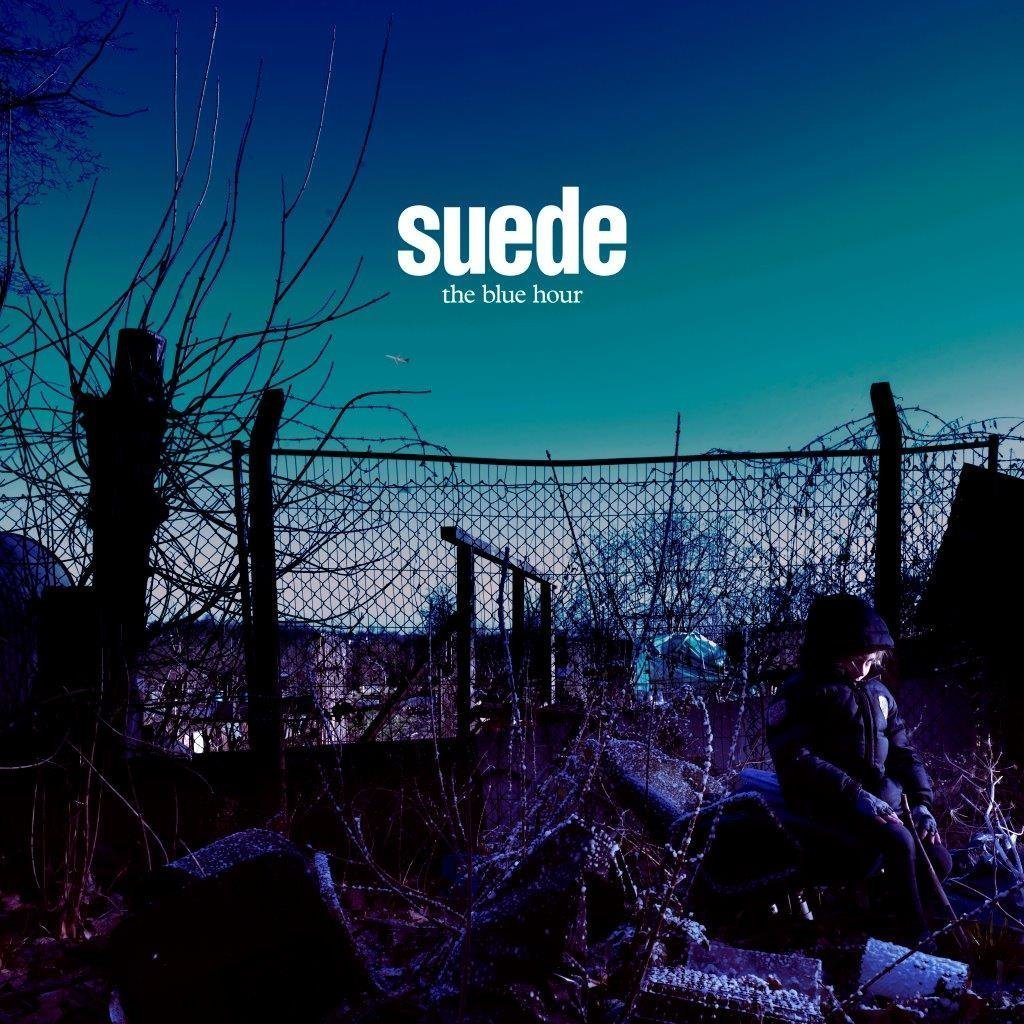 Suede - The Blue Hour will be released on the 21st September.