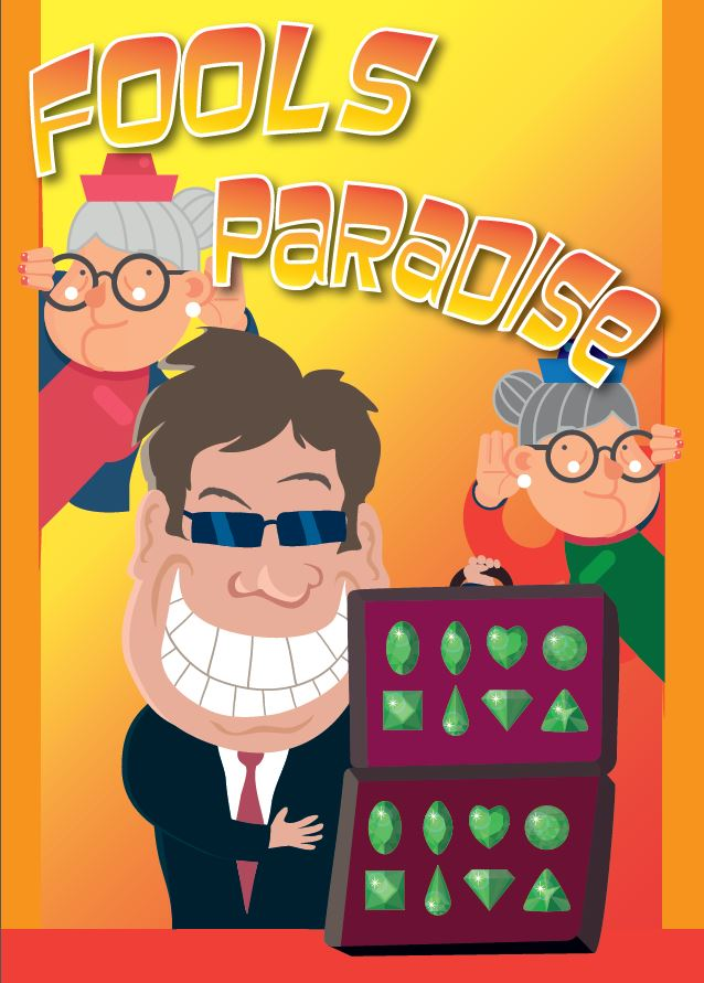 'Fool's Paradise', presented by Bart Players, will bring a carefree comedy romp that will have audiences laughing heartily on Saturday 28 July 2018.