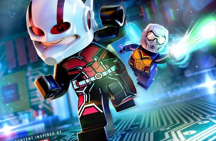 "LEGO® Marvel Super Heroes 2 ""Marvel's Ant-Man and the Wasp"" DLC Pack Released"