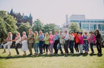 Belfast City Council is calling on people to give their opinion on creating an Age-friendly city in which older people can enjoy 'living life to full.' The Draft Age-friendly Belfast Plan (2018-2021)