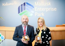 Local Company The Hungry Vegan's Expansion Continues At Mallusk Enterprise Park