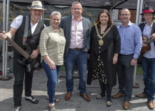 Belfast City Blues Festival Set To Take Cathedral Quarter By Storm With Over 30 gigs In 10 Local Venues