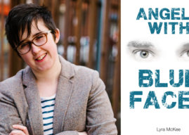 Lyra McKee's Own Words: My Book, Angels With Blue Faces
