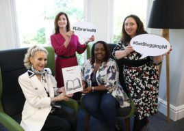 Bloggers Set To Inspire On The New Libraries NI #GetBloggingNI Events