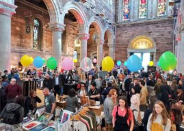 St Anne's Cathedral Set To Come Alive In Aid Of The Black Santa Charity