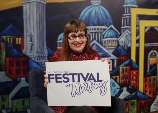 NI Festival of Writing To Broadcast This Friday On NVTV & Across Social Media