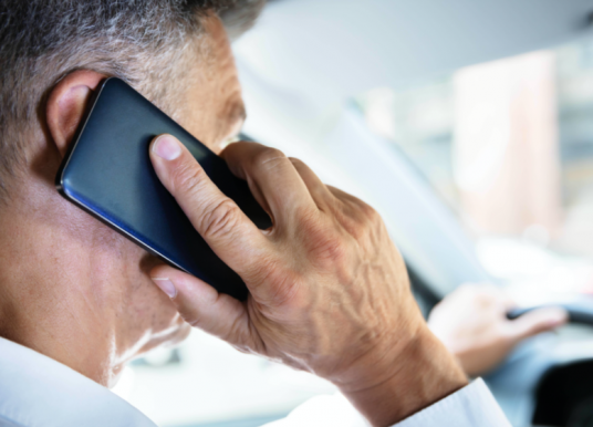 Car Tech Company Welcomes Tougher Action On Mobile Phone Use In Cars