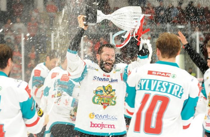 Giants Clinch Challenge Cup With Final Win In Wales. Credit: Cardiff Devils