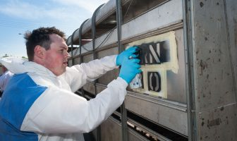 Free farm vehicle marking available in rural crime crackdown
