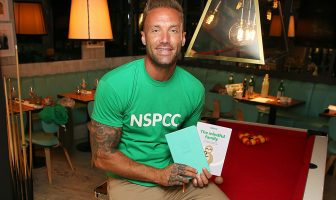 Calum Best teams up with the NSPCC and Childline to promote 'positive mindful thinking'