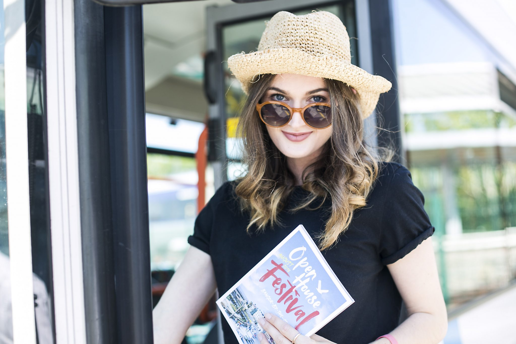 Open House Festival intern Candice O'Reilly is ready for a month of gigs, events and festivities in Bangor.