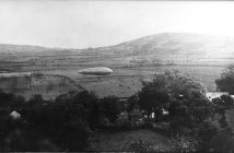 Airships were based at Bentra during WW1 and will feature as one of the areas in the Fields in Trust Centenary campaign