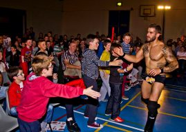 Northern Ireland Is Ready To Rumble As Wrestling Mayhem Sweeps The Country