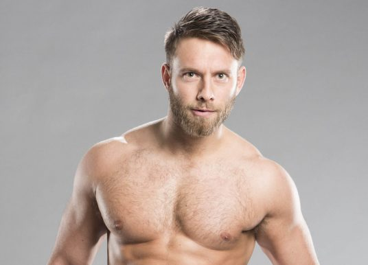 Belfast Wrestler Ready For The Universe Of WWE